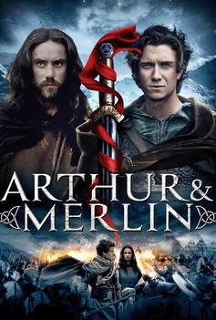 Arthur & Merlin image