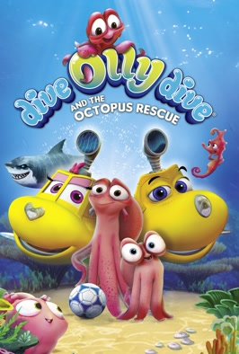 Dive Olly Dive and the Octopus Rescue
