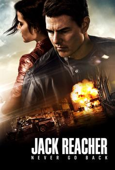 Jack Reacher: Never Go Back image
