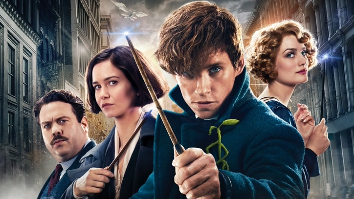 Watch Fantastic Beasts And Where To... Online