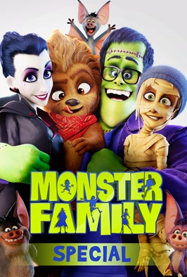 Monster Family: Special