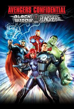 Avengers Confidential: Black... image
