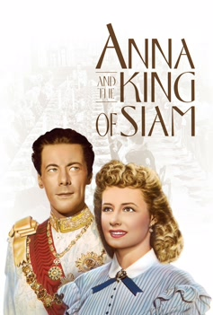 Anna And The King Of Siam image