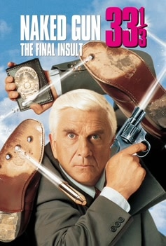 Naked Gun 33 1/3: The Final Insult image