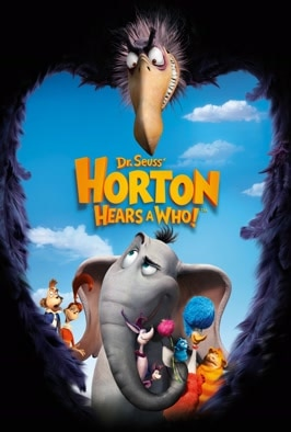 Dr Seuss' Horton Hears A Who! (2008)