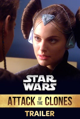 Star Wars: Episode II - Attack of The Clones (Trailer)