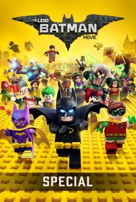 The Lego Batman Movie: Special