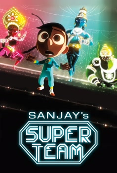 Sanjay's Super Team image