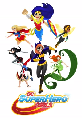 DC Super Hero Girls: Super...