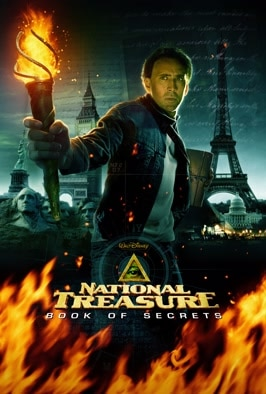 National Treasure: Book Of Secrets: Adventurer Nicolas Cage is plunged into an adrenaline-fuelled quest to prove his ancestor was not an assassin