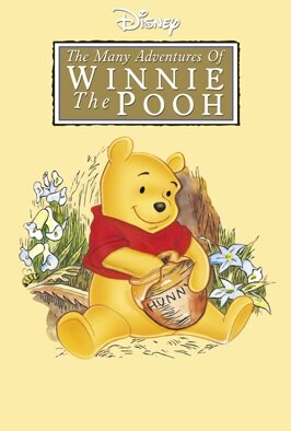 The Many Adventures Of Winnie The Pooh: Visit Hundred-Acre Wood for a trio of animated tales featuring the honey-loving bear and friends Tigger, Rabbit and Piglet