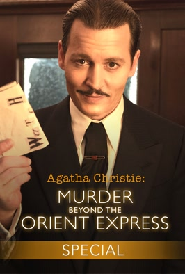 Agatha Christie: Murder Beyond the Orient Express