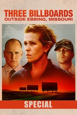 Three Billboards Outside Of Ebbing, Missouri - Special: Sky Cinema takes a special look at Martin McDonagh's multiple Golden Globe winner, which stars Frances McDormand, Woody Harrelson and Sam Rockw
