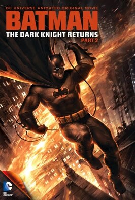 Batman: The Dark Knight Returns Part 2.