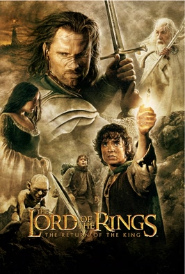 The Lord Of The Rings: Return Of The King: Frodo reaches Mordor as good and evil forces do battle