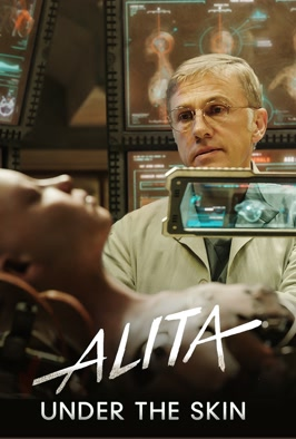 Alita: Battle Angel- Under The Skin