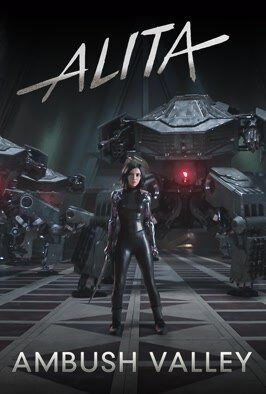 Alita: Battle Angel- Ambush Alley