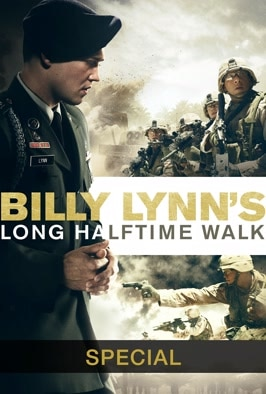 Billy Lynn's Long Halftime Walk ? Special