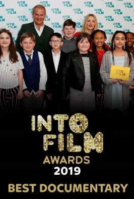 Into Film Awards 2019 Documentary: Won by Meadows Primary School in Shropshire for their film A Miner's Story - a look at Britain's dwindling mining industry using interviews, archive footage and animat