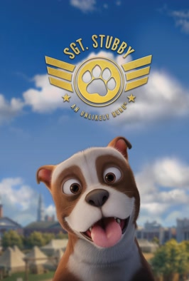 Sgt. Stubby: An Unlikely Hero