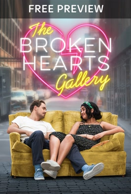 Free Preview The Broken Hearts Gal