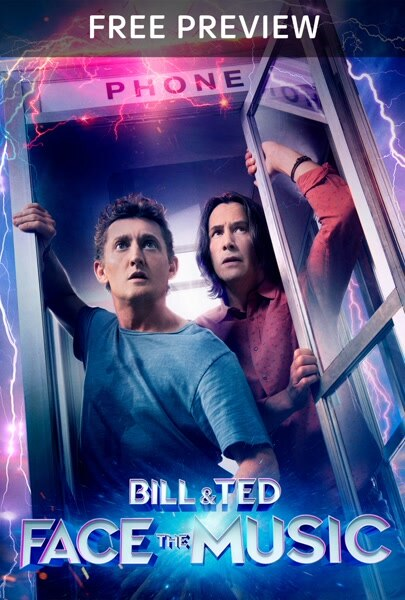 Free Preview Bill And Ted Face The