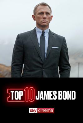 Top Ten: James Bond - 2020 Top Ten Show, The  13 (S2020 E13)
