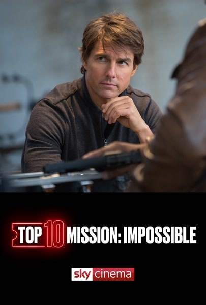 Top Ten: Mission: Impossible - Top Ten: Mission: Impossible (S2020 E20)