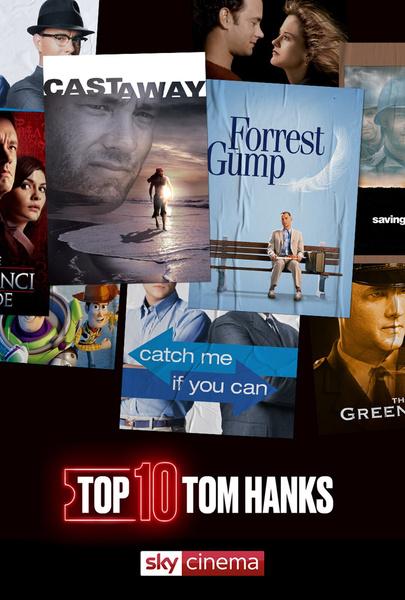 Top Ten: Tom Hanks - Top Ten: Tom Hanks (S2020 E25)