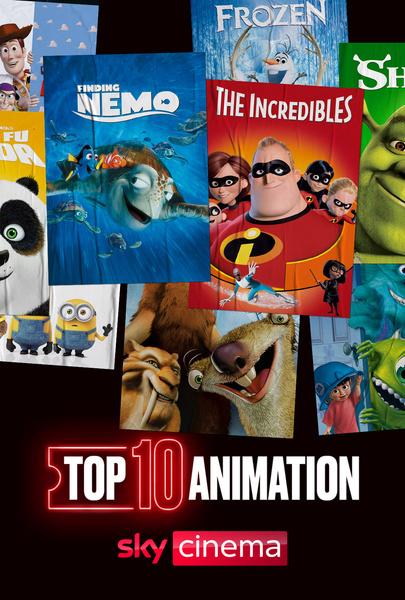 Top Ten: Animation - Top Ten: Animation (S2020 E27)