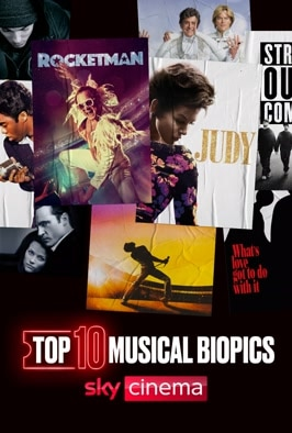Top Ten: Musical Biopics - Top Ten: Musical Biopics (S2020 E38)