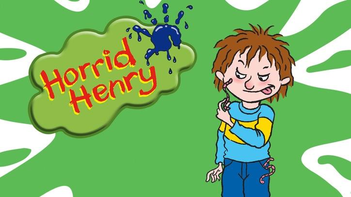 Watch Horrid Henry Online