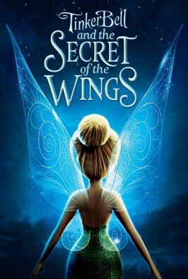 Tinker Bell And The Secret of the Wings: Inquisitive Tinker Bell ventures into the Winter Woods where she meets beautiful sprite Periwinkle and makes an amazing discovery