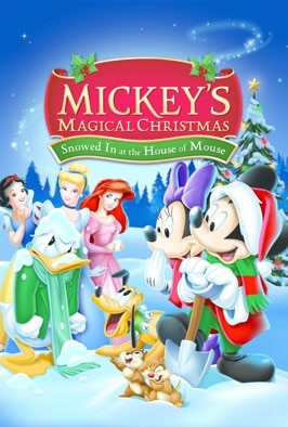Mickey's Magical Christmas Snowed in at the House of Mouse: Mickey, Minnie, Pooh, Piglet and many more Disney favourites reminisce about Christmases past in this wonderful festive animation