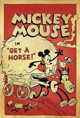 Get A Horse!