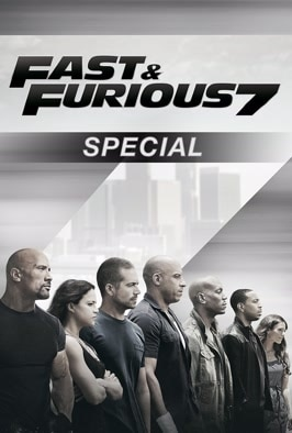 The Fast & The Furious 7: Special