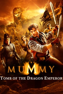 The Mummy: Tomb Of The Dragon Emperor: Adventurer Brendan Fraser goes head-to-head with undead Emperor Jet Li and an army of terracotta warriors