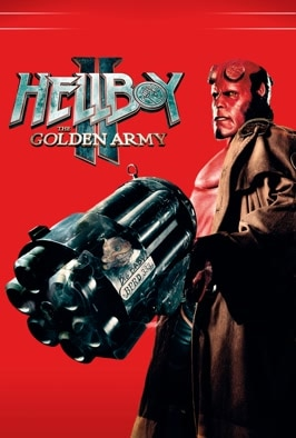 Hellboy II: The Golden Army: A demon detective fights to uphold an ancient truce between mankind and the underworld