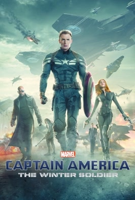 Captain America: The Winter Soldier: Captain America teams up with Black Widow to get to the bottom of a conspiracy