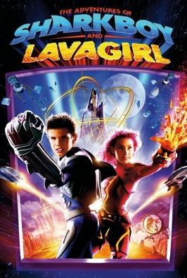 The Adventures Of Sharkboy Lavagirl