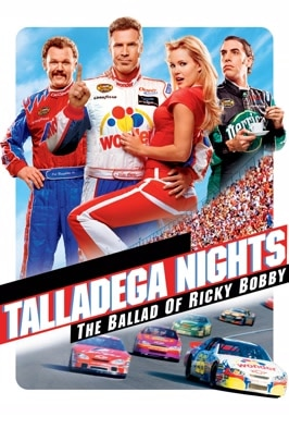 Talladega Nights: The Ballad Of Ricky Bobby: NASCAR superstar Will Ferrell is blessed with success..