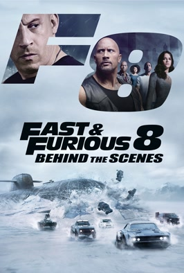 Fast & Furious 8: Behind the Scene