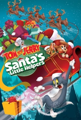 Tom and Jerry: Santa's Little Helpers: Merry mayhem ensues until the destructive duo decide to put their differences aside and work as a team in order to save Christmas.