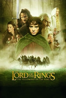 Lord Of The Rings: Fellowship Of The Ring: Frodo Baggins and his companions begin their heroic quest to defeat the forces of evil