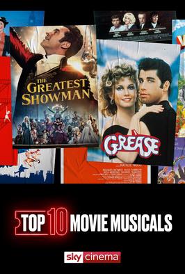 Top Ten: Movie Musicals - Top Ten: Movie Musicals (S2020 E15)