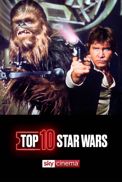 Top Ten: Star Wars - Top Ten: Star Wars (S2020 E18)