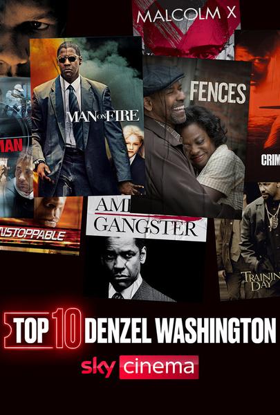 Top Ten: Denzel Washington - Top Ten: Denzel Washington (S2020 E33)