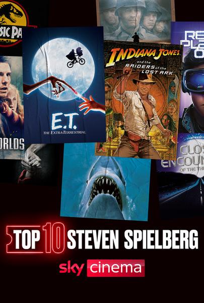 Top Ten: Steven Spielberg - Top Ten: Steven Spielberg (S2020 E34)
