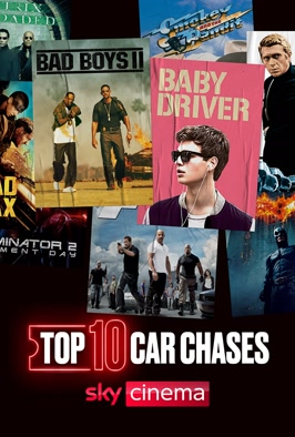Top Ten: Car Chases - Top Ten: Car Chases (S2020 E37)