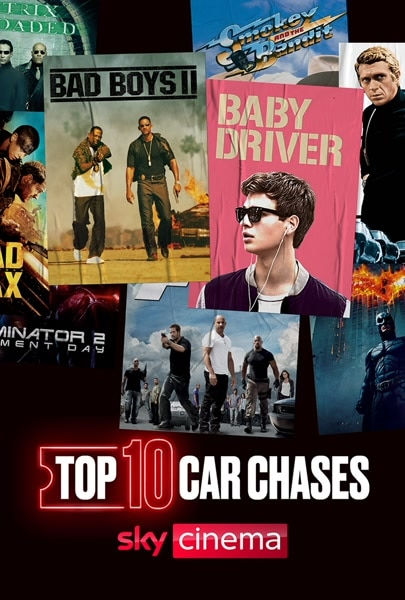 Top Ten: Car Chases - Top Ten: Car Chases (S2020 E37)